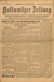 Kattowitzer Zeitung, 1923, Jg. 55, nr246