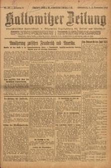 Kattowitzer Zeitung, 1923, Jg. 55, nr250