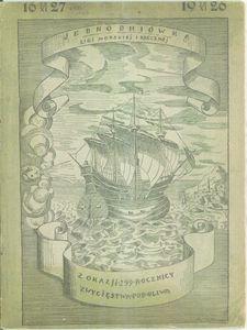 Jednodniówka Ligi Morskiej i Rzecznej. Z okazji 299. rocznicy zwycięstwa pod Oliwą