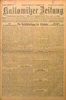 Kattowitzer Zeitung, 1924, Jg. 56, nr121
