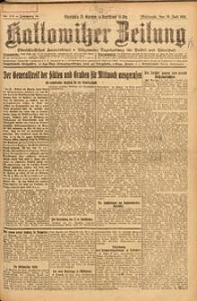 Kattowitzer Zeitung, 1924, Jg. 56, nr173