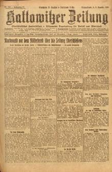 Kattowitzer Zeitung, 1924, Jg. 56, nr205