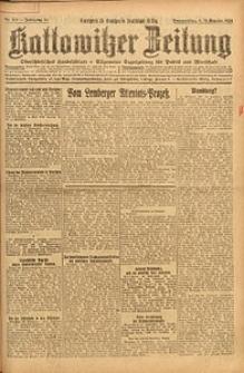Kattowitzer Zeitung, 1924, Jg. 56, nr214