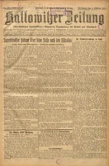 Kattowitzer Zeitung, 1924, Jg. 56, nr225