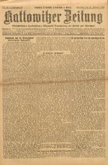 Kattowitzer Zeitung, 1924, Jg. 56, nr247