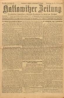 Kattowitzer Zeitung, 1924, Jg. 56, nr248
