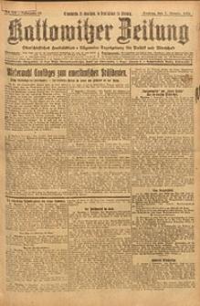 Kattowitzer Zeitung, 1924, Jg. 56, nr256