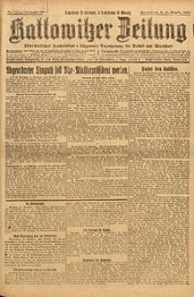 Kattowitzer Zeitung, 1924, Jg. 56, nr263