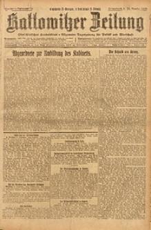 Kattowitzer Zeitung, 1924, Jg. 56, nr269