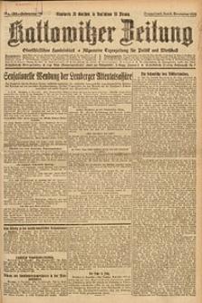 Kattowitzer Zeitung, 1924, Jg. 56, nr281