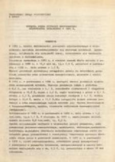 Wstępna ocena sytuacji gospodarczej województwa opolskiego w 1983 r.