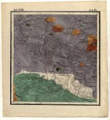 Karta geognostyczna Okręgu Wschodniego Górnictwa Królestwa Polskiego- Kol. XXVII., Sek.14. Arkusz [Łagów]