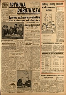 Trybuna Robotnicza, 1953, nr33
