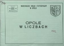 Opole w liczbach 1992