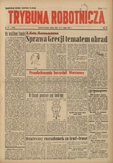 Trybuna Robotnicza, 1946, nr33