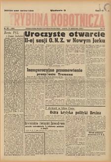 Trybuna Robotnicza, 1946, nr292