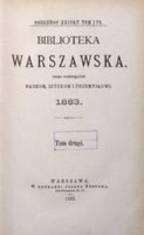 Biblioteka Warszawska, 1883, T. 2