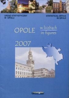 Opole w liczbach 2007