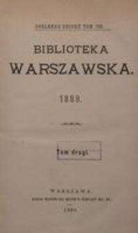 Biblioteka Warszawska, 1889, T. 3