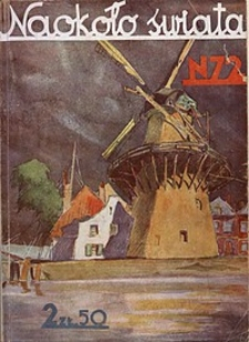 Naokoło Świata, 1930, nr72