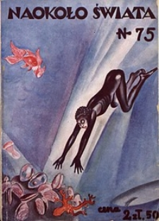 Naokoło Świata, 1930, nr75