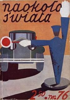Naokoło Świata, 1930, nr76