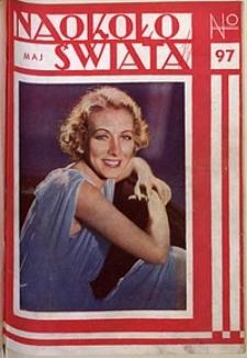 Naokoło Świata, 1932, nr97