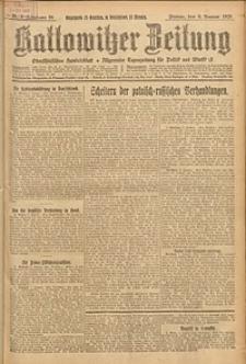 Kattowitzer Zeitung, 1926, Jg. 58, nr5