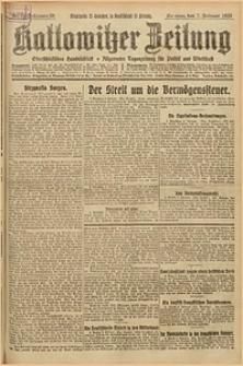 Kattowitzer Zeitung, 1926, Jg. 58, nr30