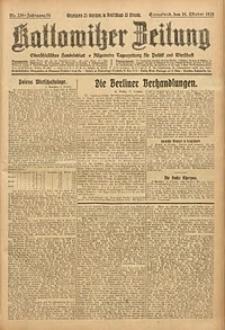 Kattowitzer Zeitung, 1926, Jg. 58, nr238