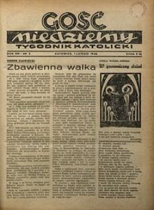 Gość Niedzielny, 1948, R. 21, nr5