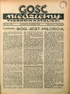 Gość Niedzielny, 1948, R. 21, nr7
