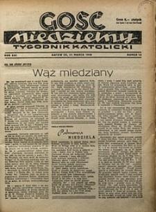 Gość Niedzielny, 1948, R. 21, nr12