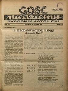 Gość Niedzielny, 1948, R. 21, nr33