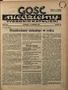 Gość Niedzielny, 1948, R. 21, nr50