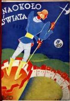 Naokoło Świata, 1931, nr89