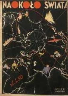 Naokoło świata, 1935, nr 132