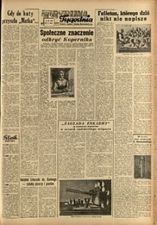 Trybuna Tygodnia, 1953, nr60