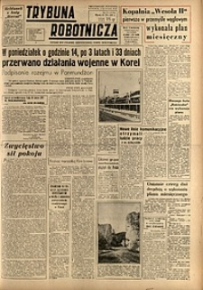 Trybuna Robotnicza, 1953, nr179