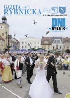 Gazeta Rybnicka, nr 6-7 (444-445), 2008