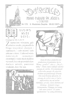 Oremus, R. 4, nr 175 (175), 1997
