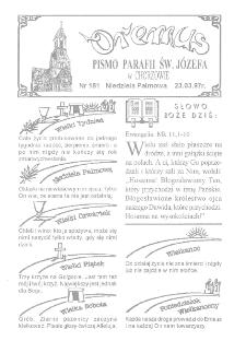 Oremus, R. 4, nr 181 (181), 1997