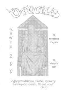 Oremus, R. 4, nr 200 (200), 1997