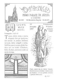 Oremus, R. 4, nr 201 (201), 1997