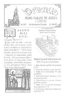 Oremus, R. 4, nr 207 (207), 1997