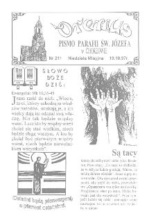 Oremus, R. 4, nr 211 (211), 1997