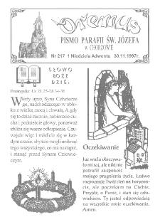 Oremus, R. 4, nr 217 (217), 1997