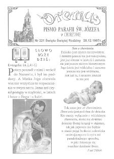 Oremus, R. 4, nr 221 (221), 1997