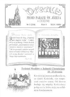 Oremus, R. 5, nr 3 (224), 1998