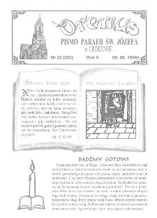 Oremus, R. 5, nr 32 (253), 1998